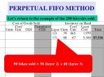 perpetual fifo method14