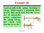 example 1b