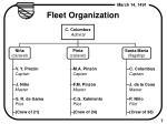 fleet organization