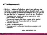 mit90 framework