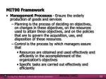 mit90 framework3