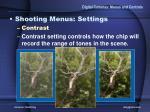digital cameras menus and controls15