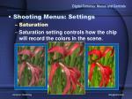 digital cameras menus and controls17