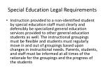special education legal requirements3