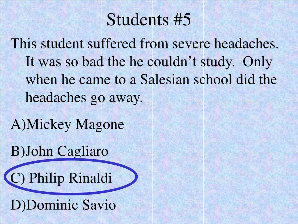 Students #5
