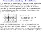 conservative smoothing how it works1