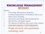 k nowledge m anagement2