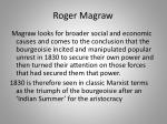 roger magraw