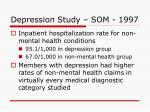 depression study som 19971