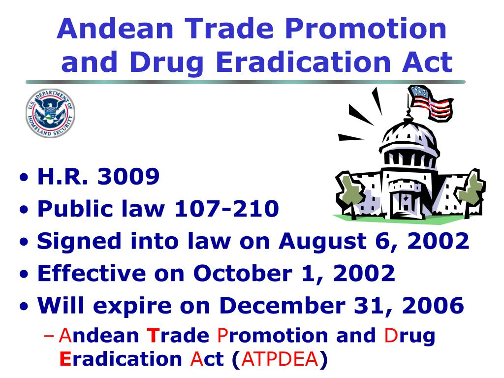 Andean Trade Promotion