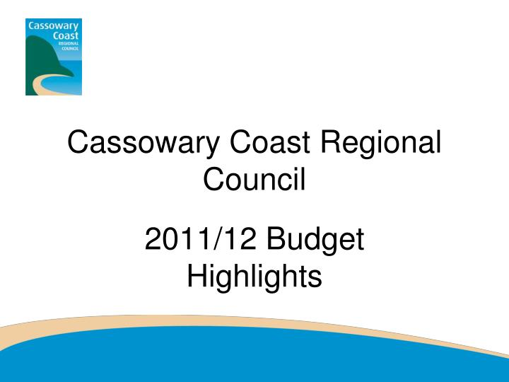 Cassowary Coast Regional Council