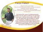 faizan kabani