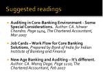 suggested readings1