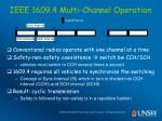 ieee 1609 4 multi channel operation
