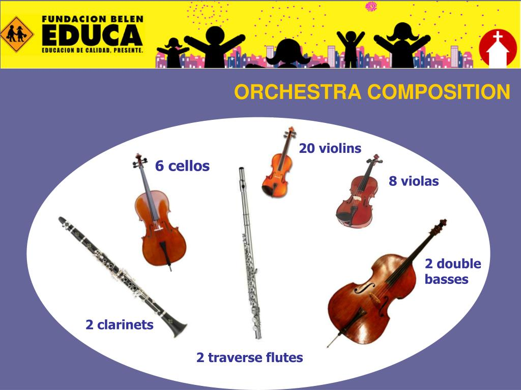 ORCHESTRA COMPOSITION