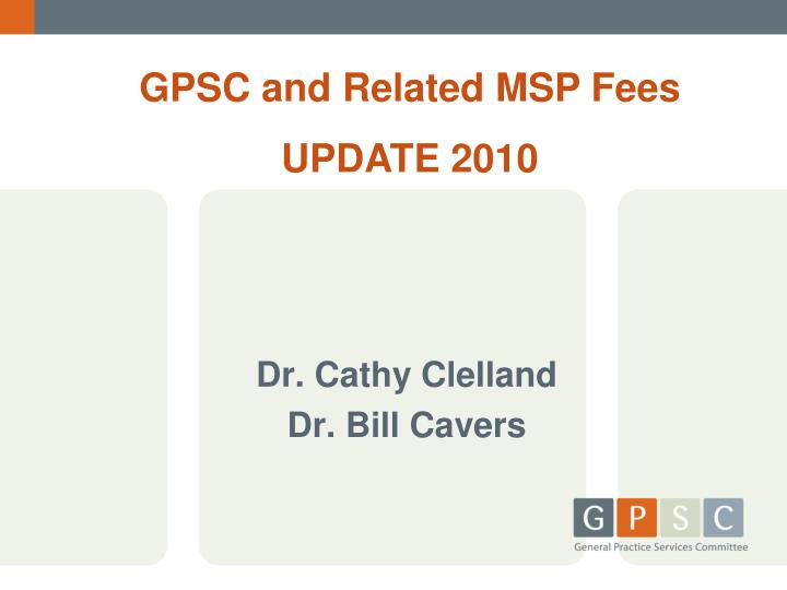 dr cathy clelland dr bill cavers n.