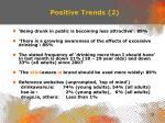 positive trends 2