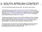 2 south african context cont 2
