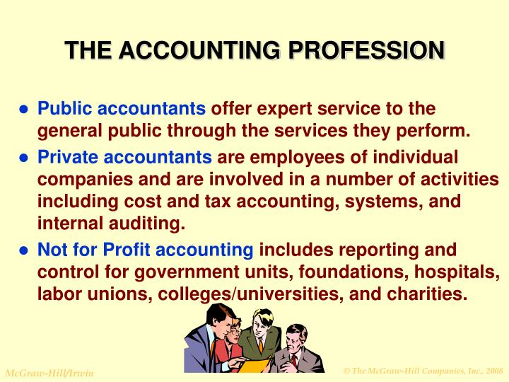 accounting the profession Accounting is a multidisciplinary profession defined in terms of the problems it addresses find out more here.