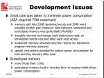 development issues1