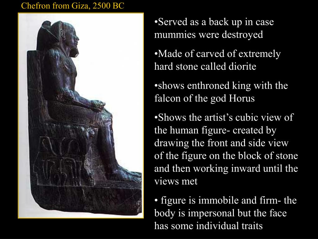 Chefron from Giza, 2500 BC