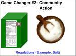 game changer 2 community5