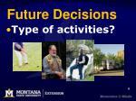 future decisions1