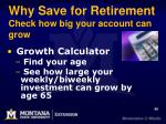 why save for retirement check how big your account can grow