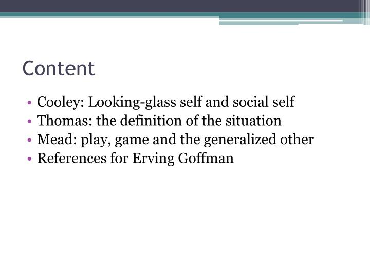 Ppt Symbolic Interactionism Powerpoint Presentation Id996177
