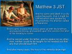 matthew 3 jst1