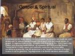 gospel spiritual