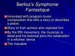 berlioz s symphonie fantastique