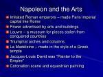 napoleon and the arts