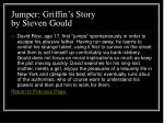 jumper griffin s story by steven gould