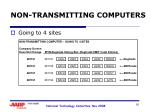 non transmitting computers1