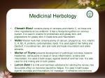 medicinal herbology1