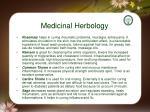 medicinal herbology3