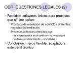 odr cuestiones legales 2