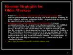 resume strategies for older workers1