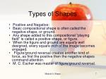 types of shapes1