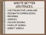 write better sentences2
