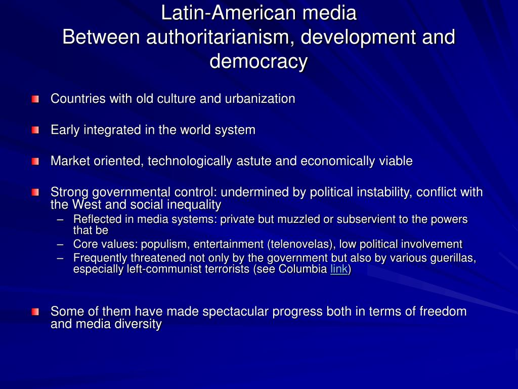 Latin-American media