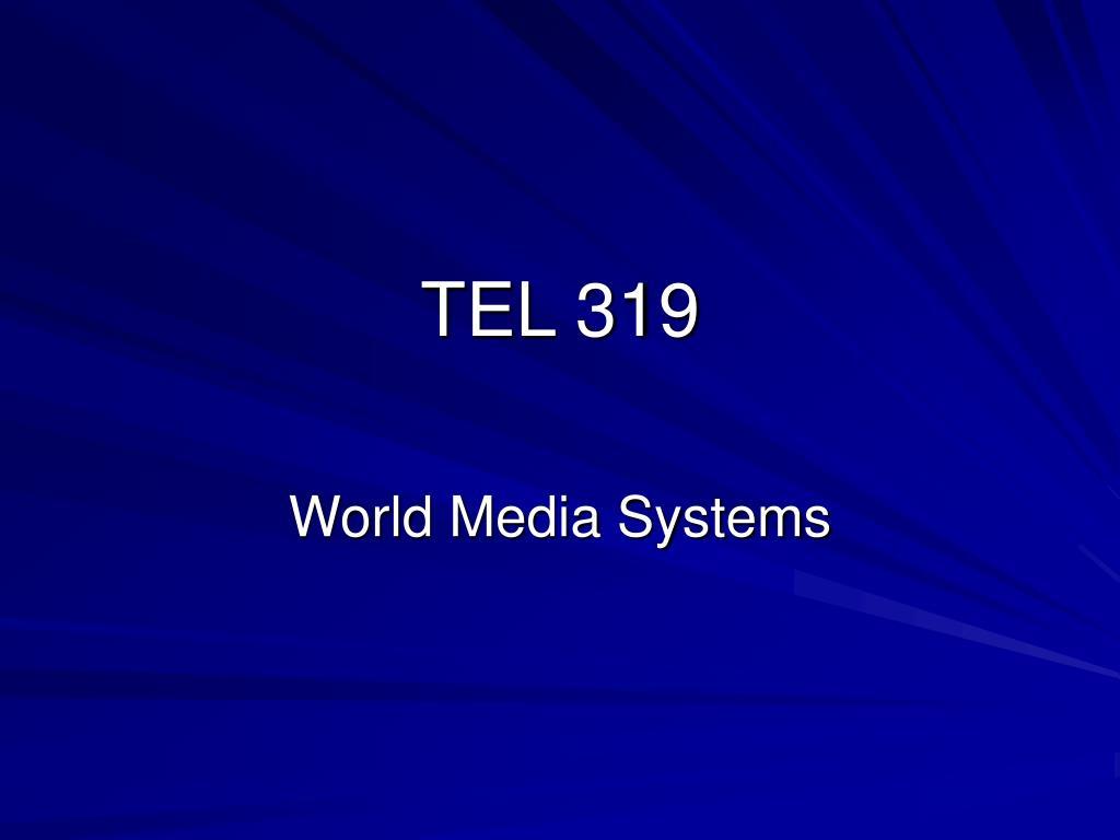 TEL 319