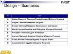 design scenarios