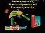 pharmacokinetics pharmacodynamics and pharmacogenomics4