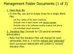 management folder documents 1 of 3