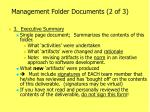 management folder documents 2 of 3