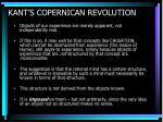 kant s copernican revolution