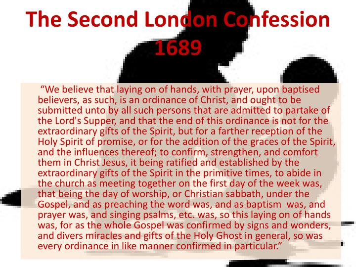 The Second London Confession