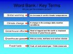 word bank key terms did you get the answers correct